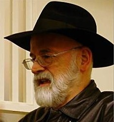 Terry Pratchett Żródło: commons.wikimedia.org
