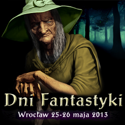 Dni Fantastyki Wroclaw 2013 kwadrat