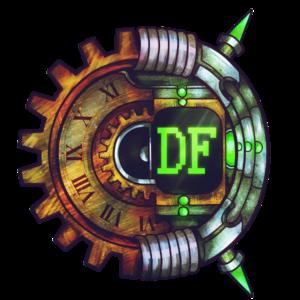 Dni Fantastyki 2014 logo proste