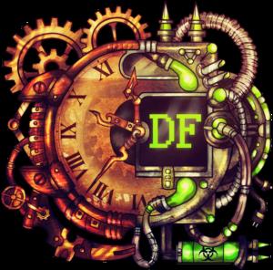 Dni Fantastyki 2014 logo zlozone