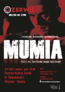 Mumia_plakat
