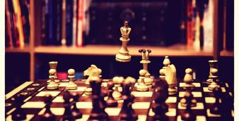 Gra w szachy z duchem