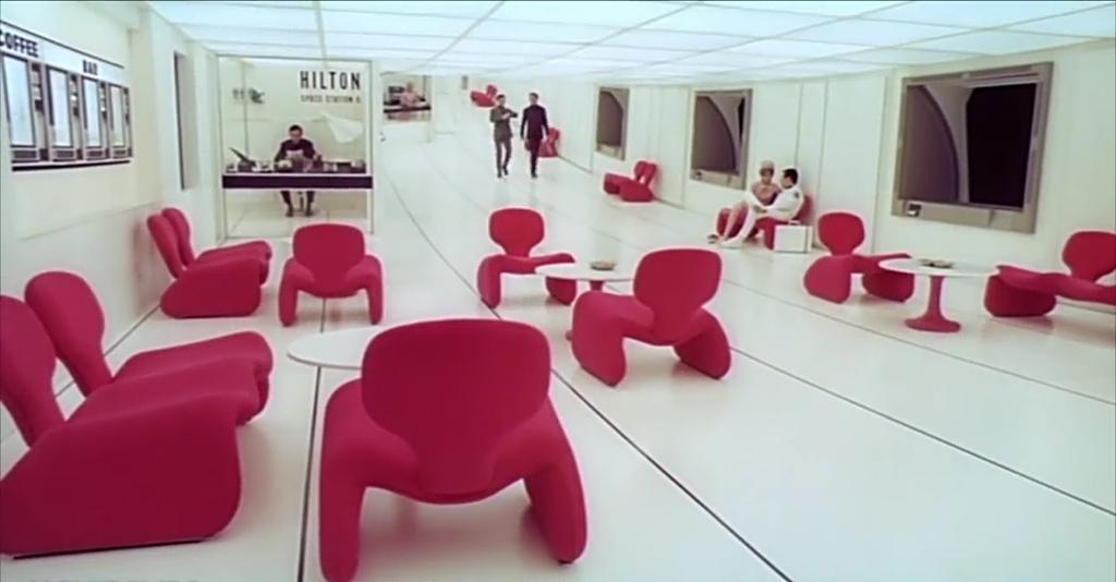 2001 Odyseja kosmiczna (1968)