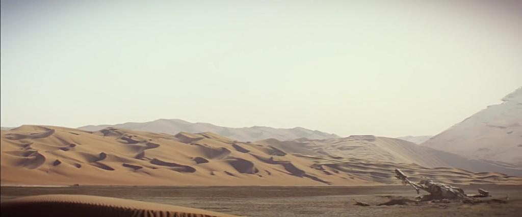 Star Wars Przebudzenie mocy (2015)