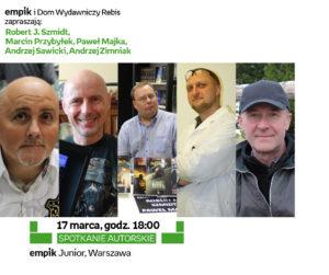 Rebis_Empik_Warszawa_foto