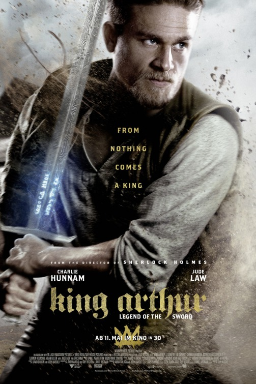 Król Artur: Legenda miecza King Arthur Legend of the Sword *2017* [1080p] [Lektor PL](ONLINE)
