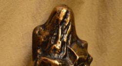 Statuetka nagrody ŚKF Śląkfa