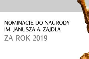 Nominacje do Zajdla 2019
